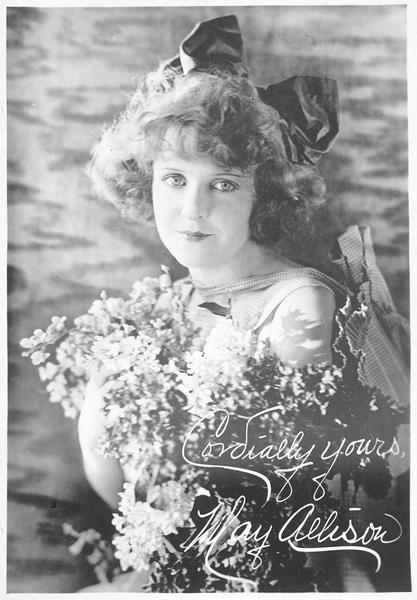 Portrait de May Allison