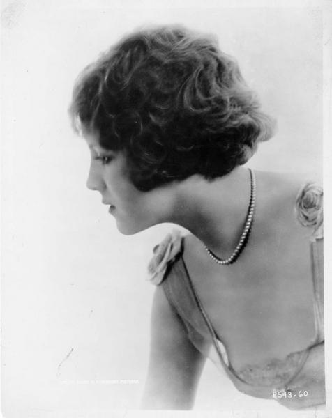 Portrait de Pauline Garon