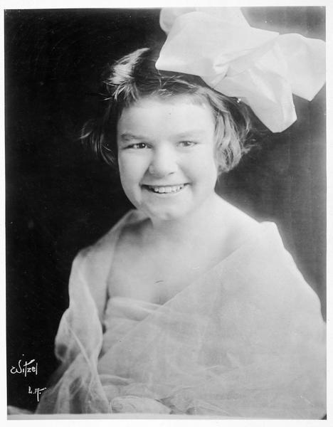 Portrait de Violet Radcliff