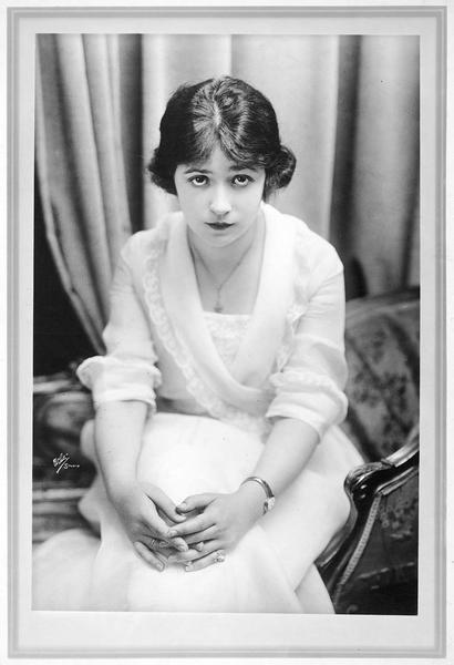 Portrait de Helen Ferguson