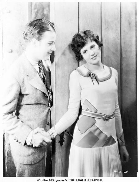La princesse Izola (S. Carol) et le prince Boris of Dacia (B. Norton)