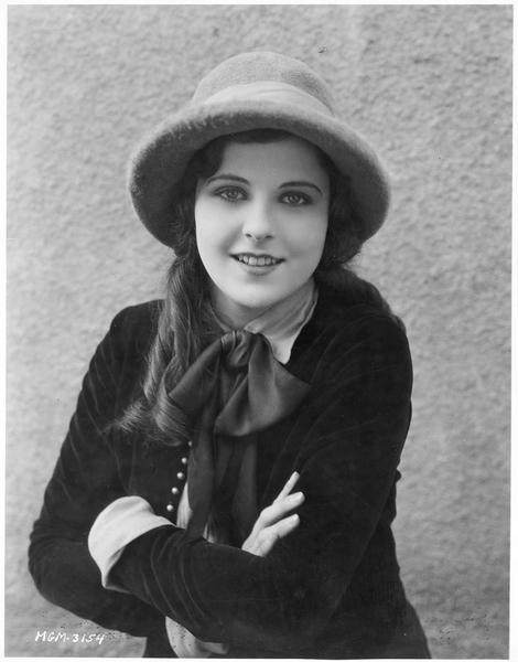 Portrait de Barbara Kent