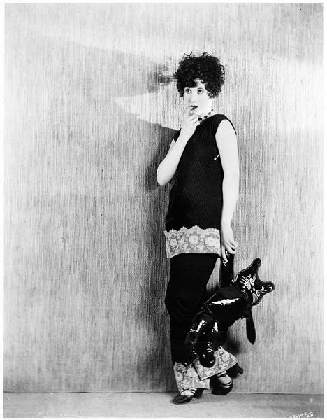 Portrait de Alberta Vaughan