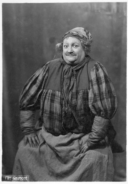 Portrait de Madeleine Guitty