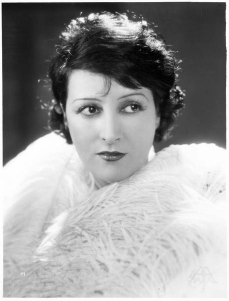 Portrait de Vivian Gibson
