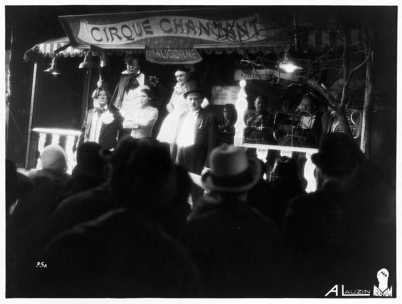 Le cirque chantant