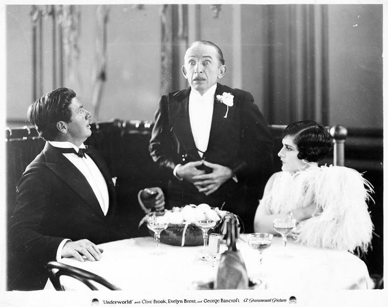 Weed (G. Bancroft), Lewis (L. Semon) et McCoy (E. Brent)