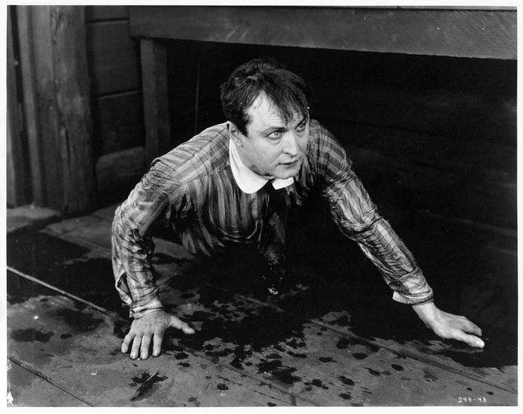 Harvey Hanford (H. Houdini)