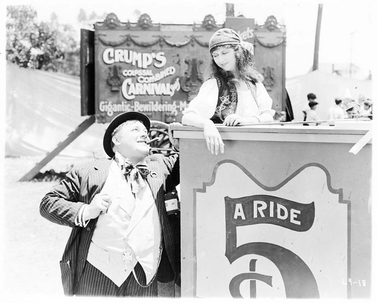 Gypsy-Susie Alice Pomeroy (P. Hyland) et Jerry Crump (W. Louis)
