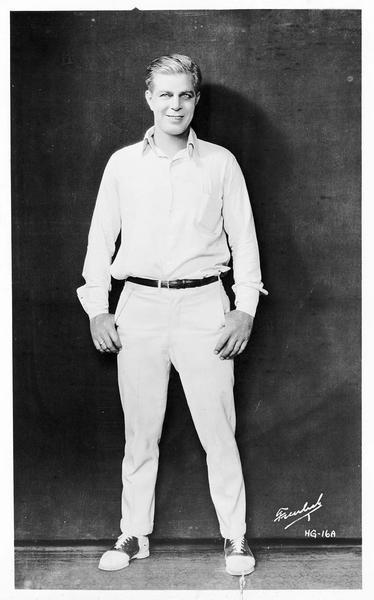 Portrait de Hoot Gibson