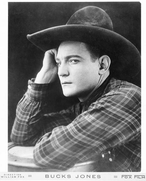 Portrait de Buck Jones