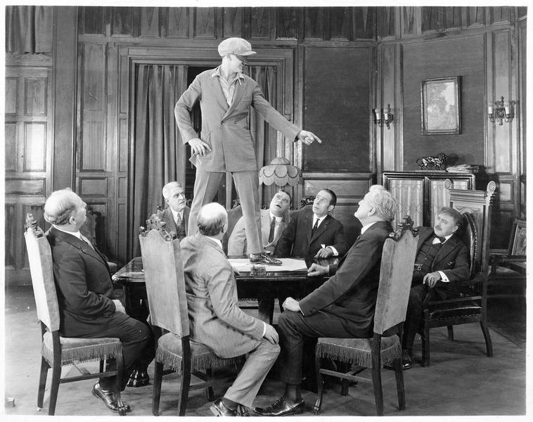 Menace en réunion