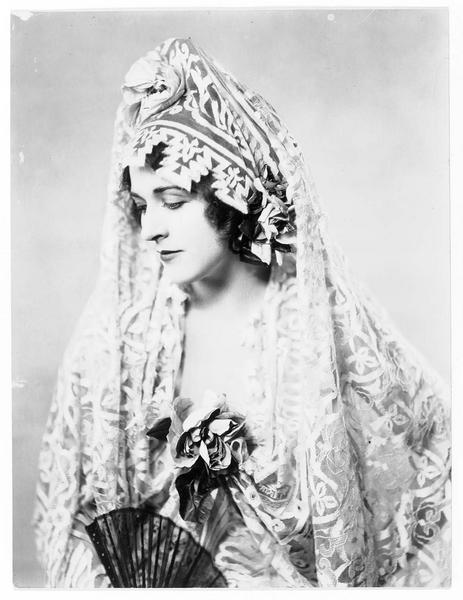 Portrait de Catherine Calvert