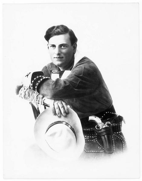 Portrait de Gilbert M. Anderson