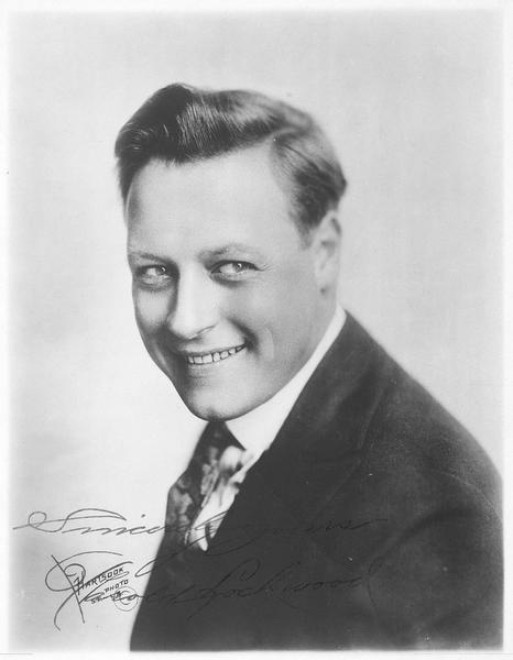 Portrait de Harold Lockwood