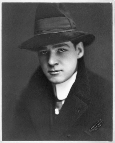 Portrait de William Russell