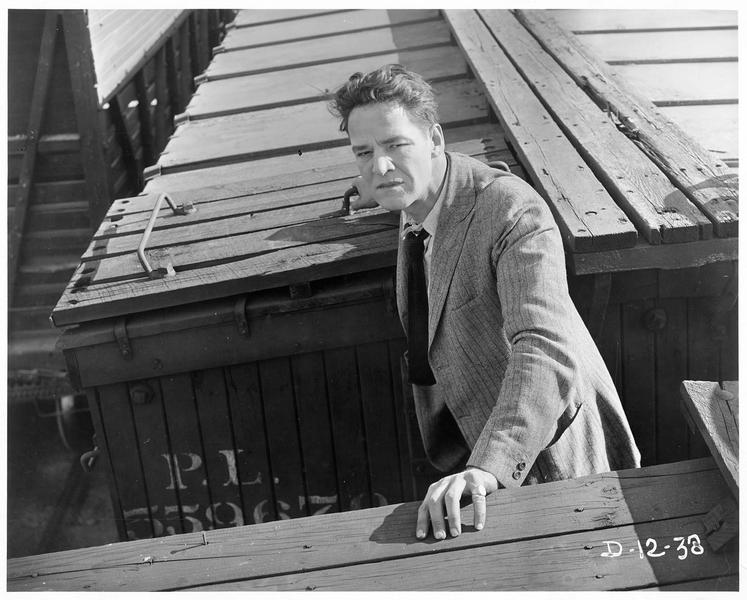 Larry Lannigan (W. Russell)