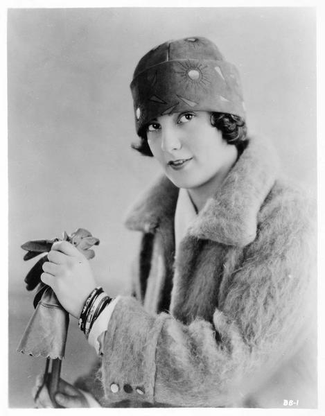 Portrait de Barbara Bedford