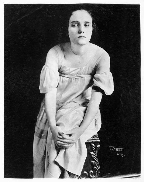 Portrait de Pauline Stark