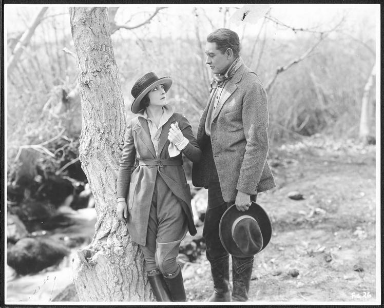 Dorothy Keith (P. Frederick) et Joel Grant (C. Fillmore)
