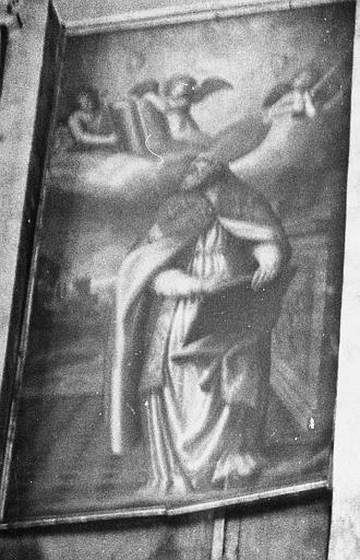 Tableau : saint Valérien de Cimiez
