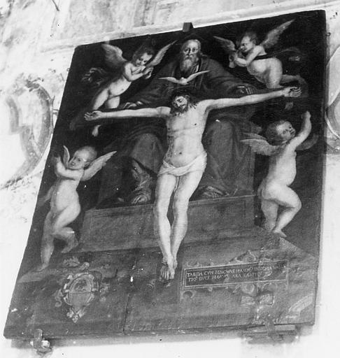 Tableau : Sainte Trinité (la)