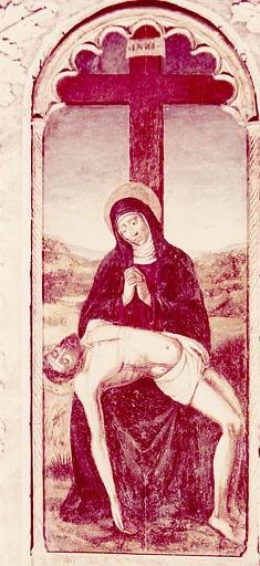 Tableau, cadre : Vierge de Pitié
