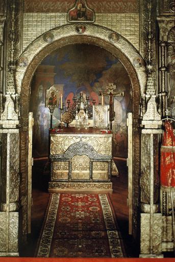 Table d'autel avec son tabernacle