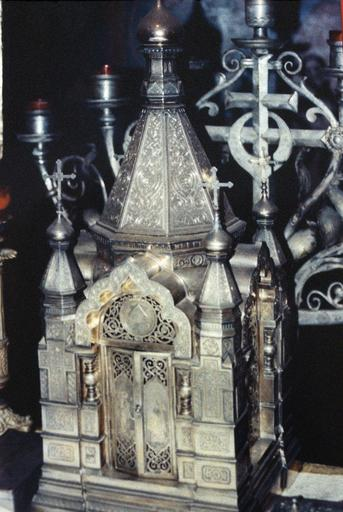 Tabernacle de la table d'autel