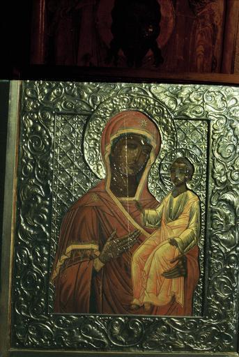 icône : La Mère de Dieu Iverskaia