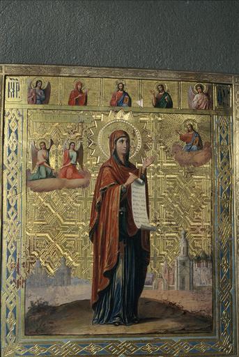 icône : La Mère de Dieu de Bougolioubovo