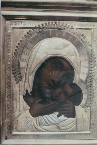 Icône de la Mère de Dieu Kasperovskaïa