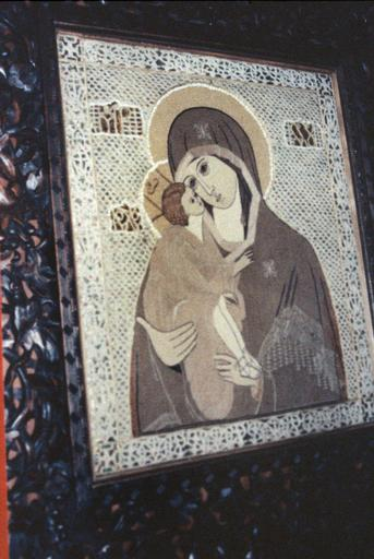 Icône de la Mère de Dieu du Don