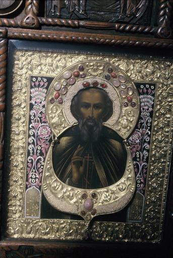 icône : saint Serge de Radonège le Thaumarturge