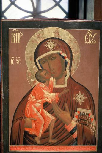 icône : La Mère de Dieu de saint Théodore de Kostroma