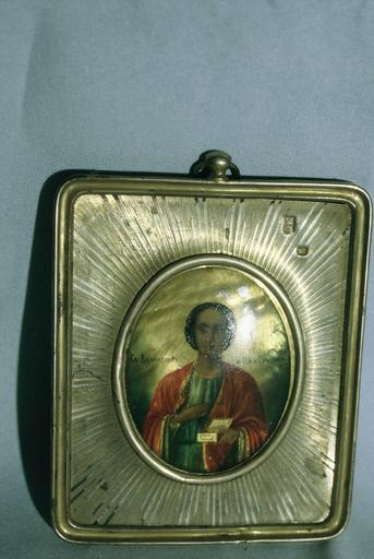 Icône : sainte Cléopâtre, martyre
