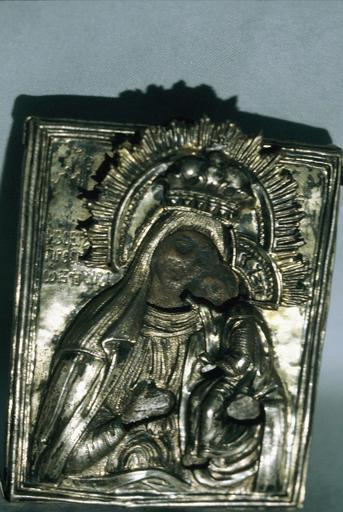 Icône : La Mère de Dieu