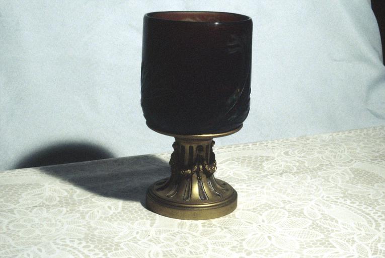 Souvenirs du Tsar Alexandre II : gobelet