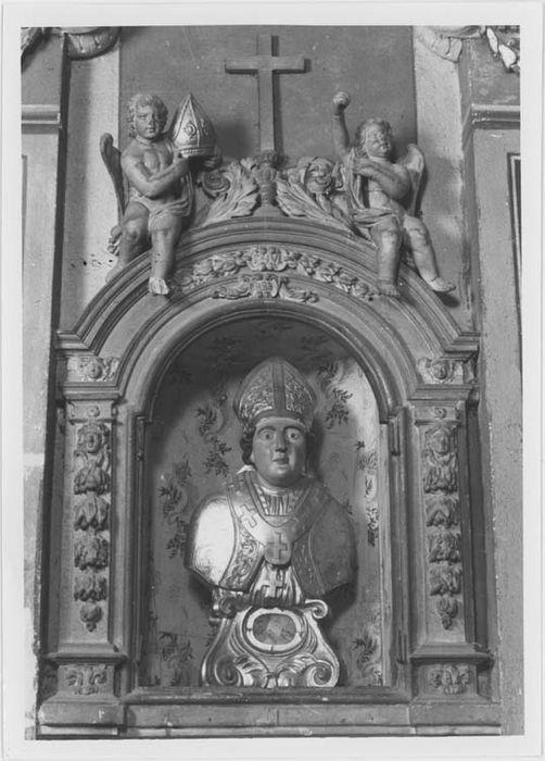 Buste-reliquaire de saint Antonin