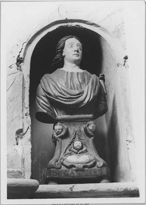 Buste-reliquaire de saint Gaudens