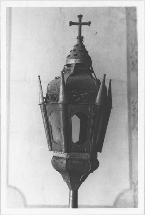 Deux lanternes de procession (paire n°1)