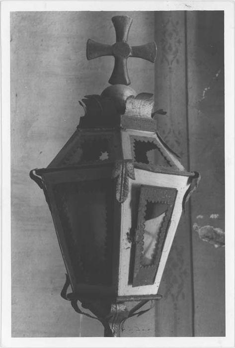 Deux lanternes de procession (paires n°3 et 4)