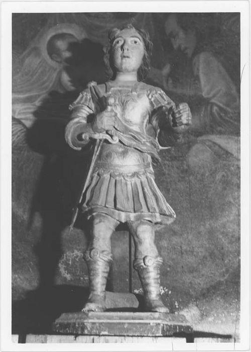 Statue : Saint Pancrace