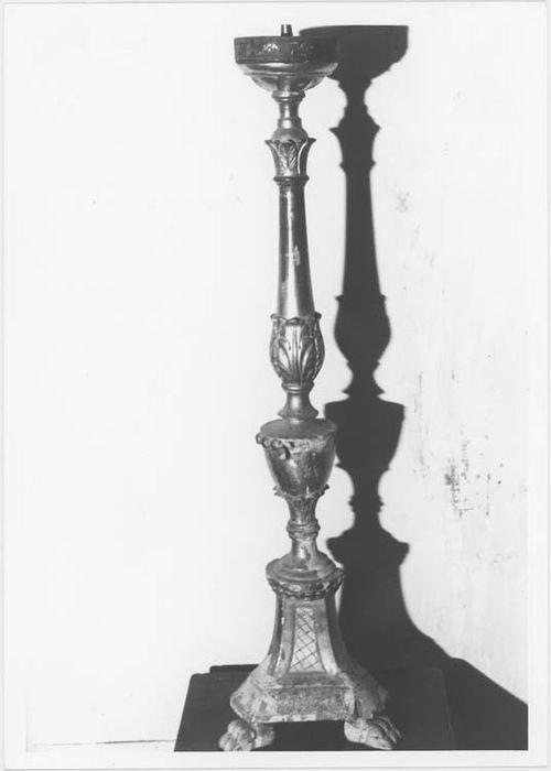 Paire de chandeliers n°1