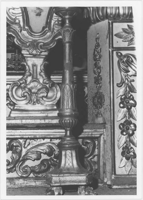 Paire de chandeliers n°2