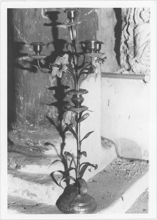 chandelier à branches n°2, vue générale