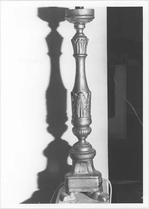 chandeliers n°3, vue générale