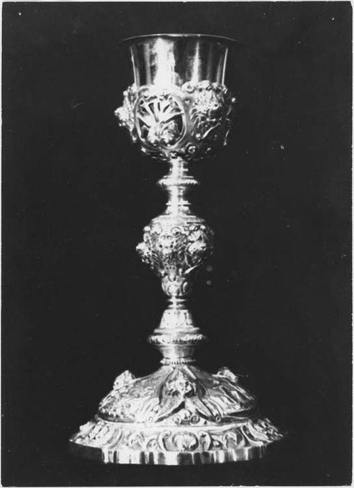 calice dit «des curées de Saint Jacques», vue générale