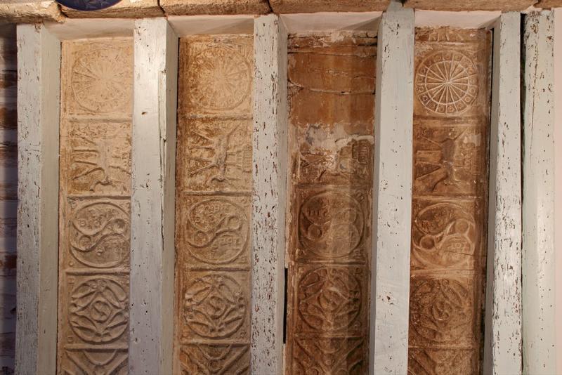 Plafond à entrevous plâtre