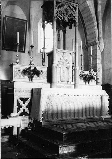 autel (maître-autel)
